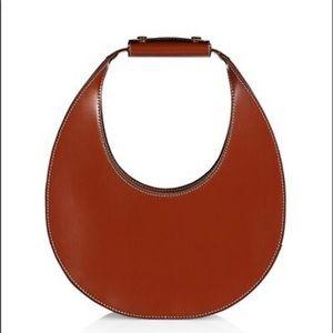 STAUD 'Moon Bag' Cognac (seen on Kendall Jenner)